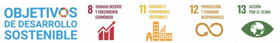 Contribuimos a los Objetivos de Desarrollo Sostenible