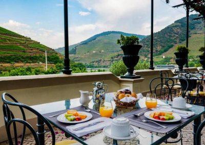 Vino, relax y el Douro
